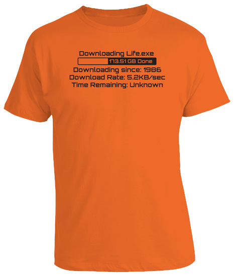 30th-Birthday-Gift-Present-Downloading-Geeky-New-Tshirt