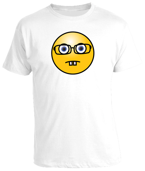geek smiley face images